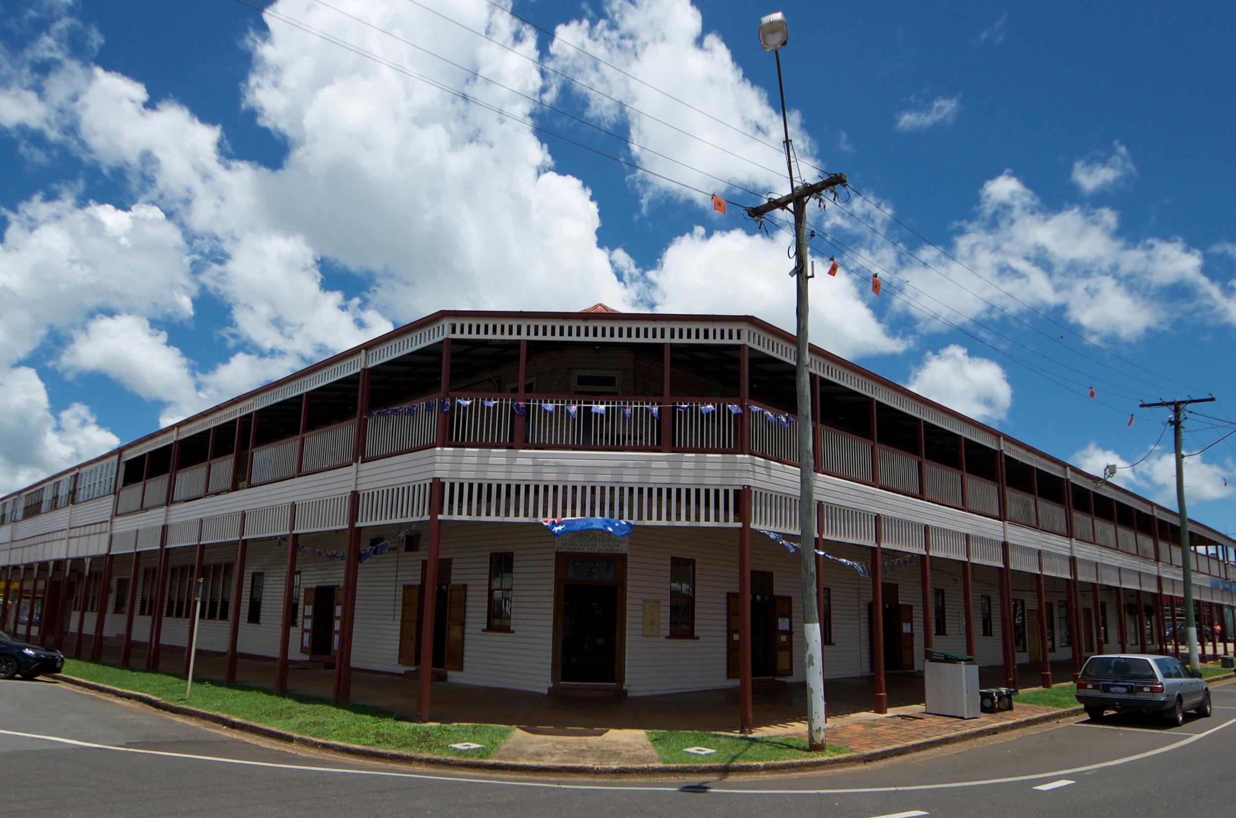 Malanda Pub