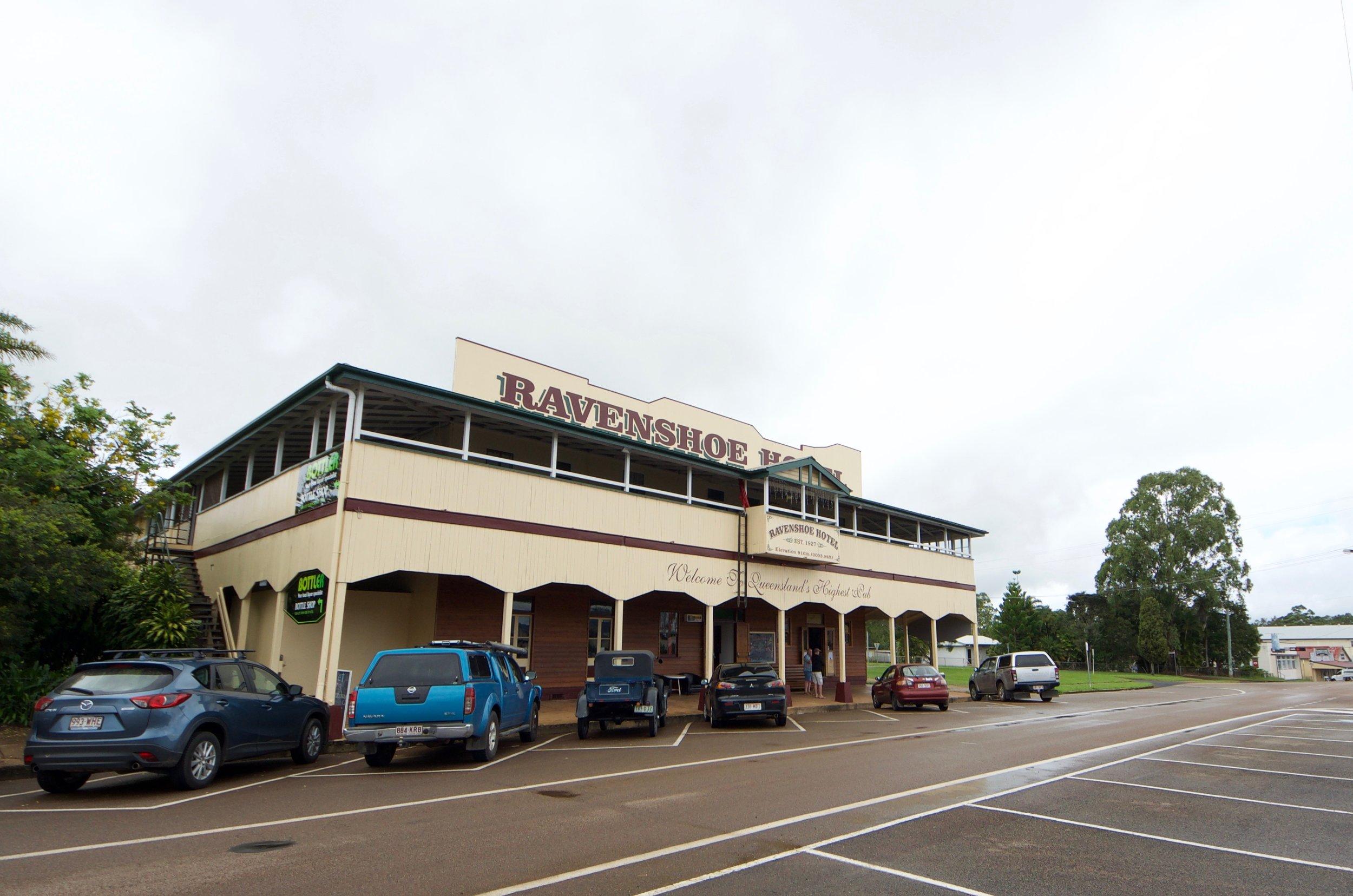 Ravenshoe Hotel