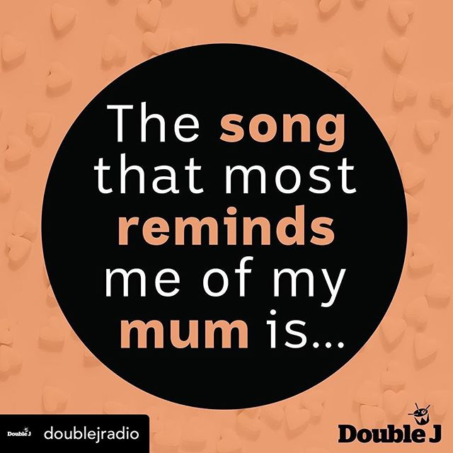 I would have to say Deep Purple - Smoke on the water.  Something about that guitar riff & that Mum introduced me to it, has always stuck with me... Comment below your songs & make sure you give mum a call.  Happy #mothersday  #cairnslife  #music  #queensland