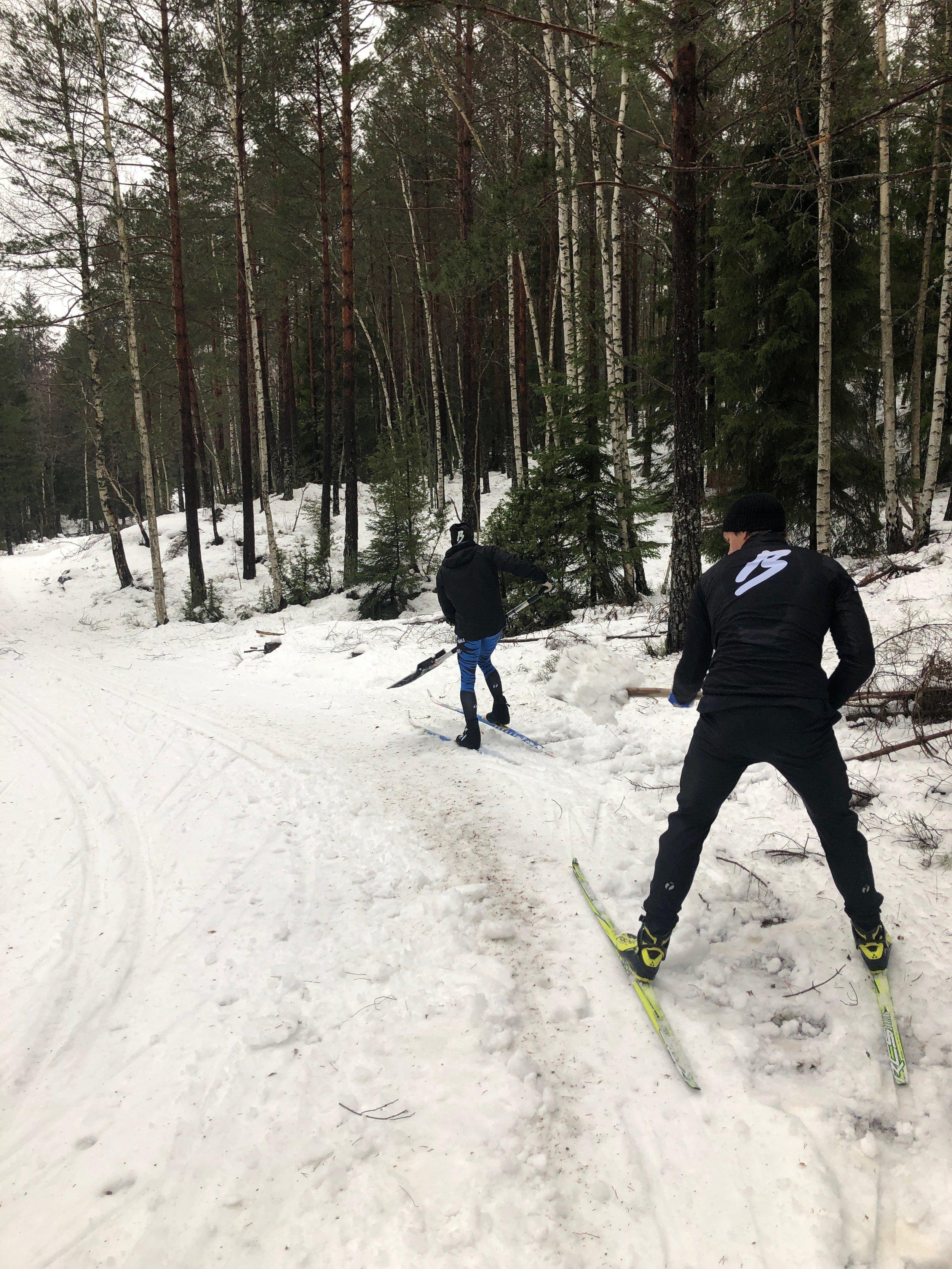 Lida Friluftsgård 2019-02-09 kl 11