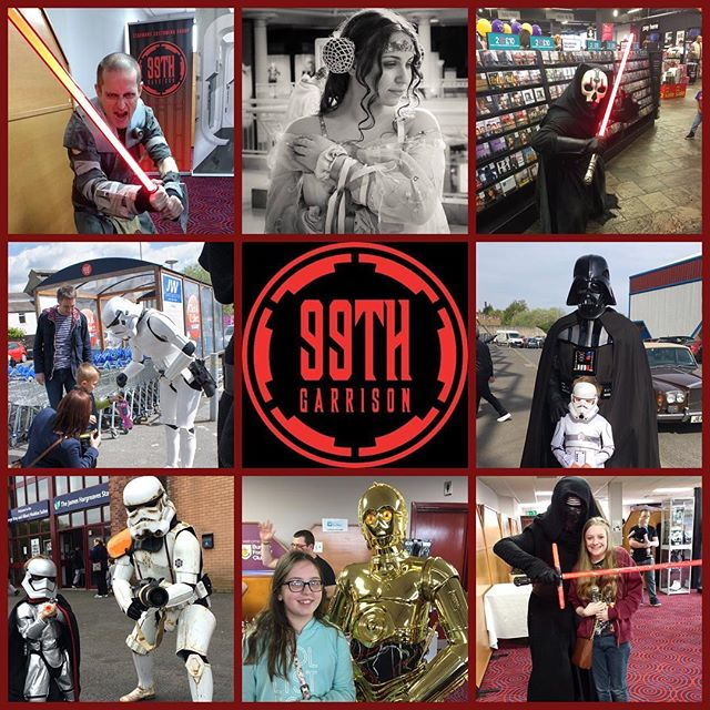 May the 4th be with you!  Happy Star Wars day to all our supporters and members.