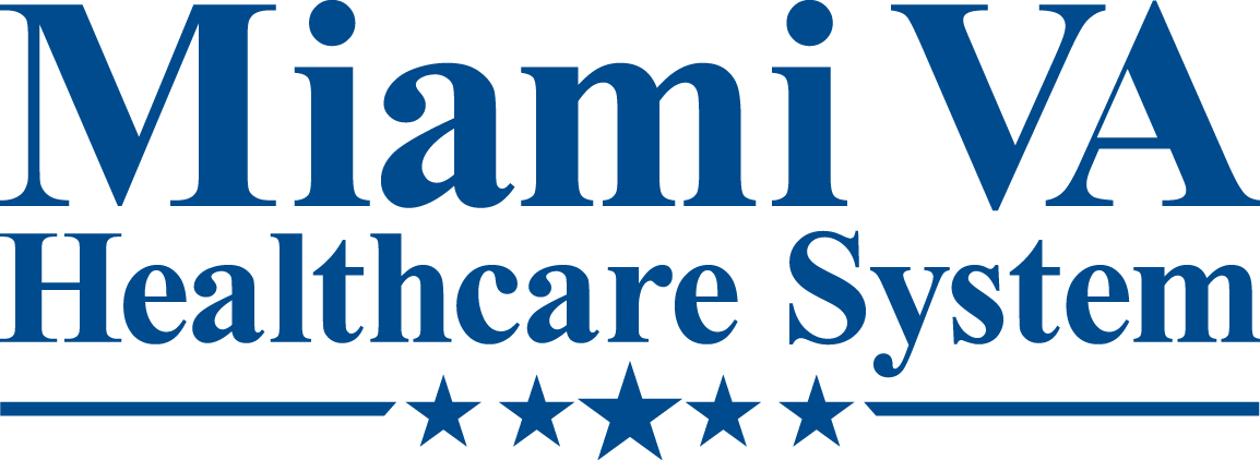 Miami VA Healthcare System logo Pantone Blue.png