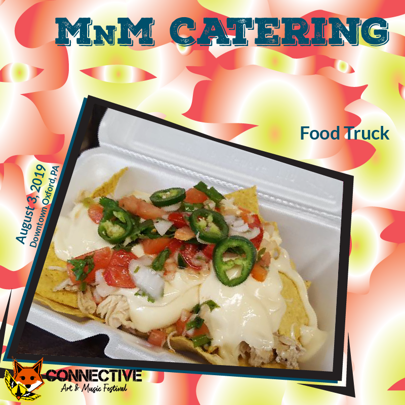 MnM Catering Cart