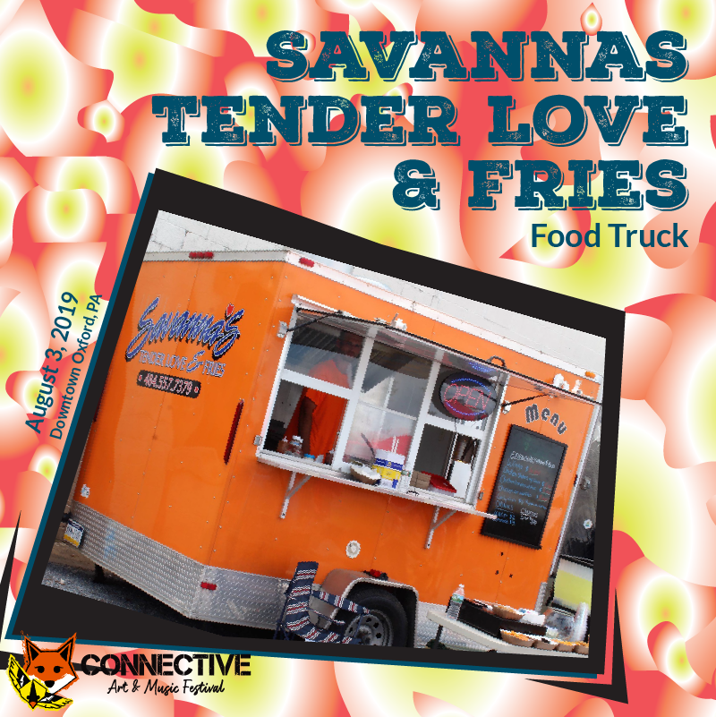 Savanna's Tender Love & Fries