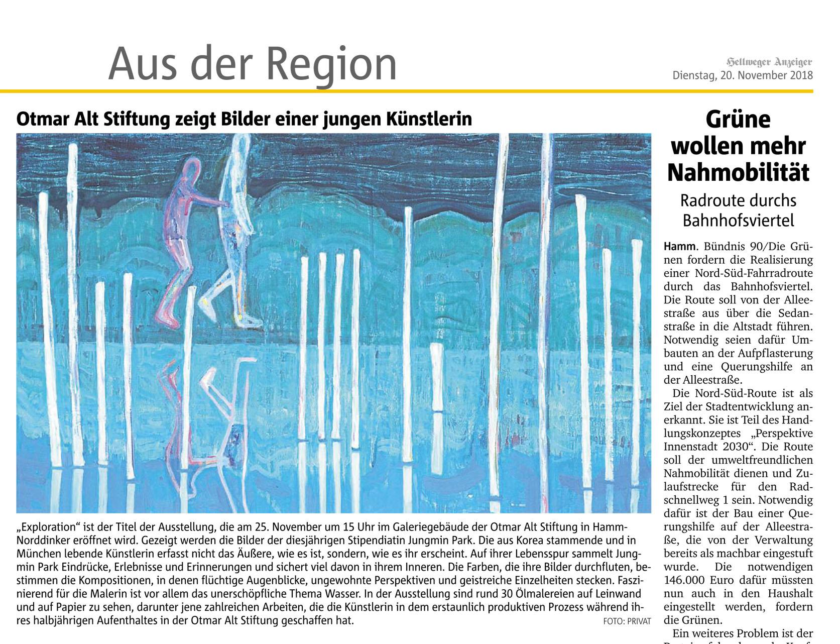 hellweger anzeiger, 20.11.2018