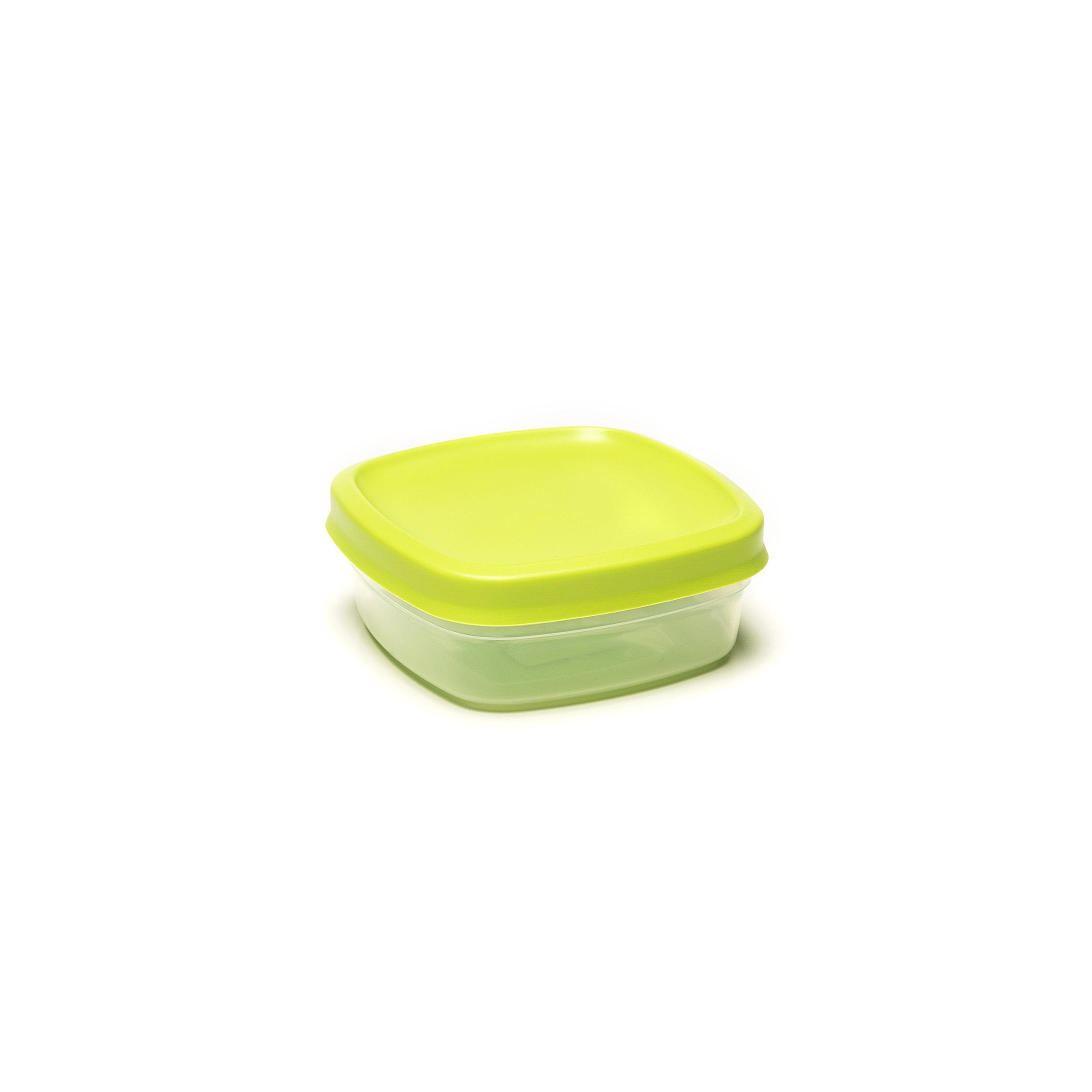 Vacutop 350ml - .... Super fresh food? Keep it in a VacuTop® box. Thanks to its hermetic seal, your food will remain noticeably fresher for longer. Stack and store? It's easy peasy. Your VacuTop® is indestructible: it will stand up to the dishwasher and microwave – provided you remove the lid when using the latter. ..Un repas d'une fraîcheur exquise ? Une boîte VacuTop® vous le garantira. Grâce à sa fermeture hermétique, vos aliments restent frais vraiment plus longtemps. L'empiler et la ranger ? Simple comme bonjour. Votre VacuTop® est inusable : elle convient pour le lave-vaisselle et micro-ondes – pour autant que vous en enleviez le couvercle. ..Kraakvers eten? Dat bewaar je in een VacuTop®-doos. Dankzij de hermetische afsluiting blijft je eten merkbaar langer vers. Stapelen en wegbergen? Een fluitje van een cent. Je VacuTop® is onverslijtbaar: hij is bestand tegen vaatwasser en microgolfoven – zolang je bij die laatste het deksel maar verwijdert. ..Knackfrische Speisen? Die sollten Sie in einem VacuTop®-Behälter aufbewahren. Dank des hermetischen Verschlusses bleiben Ihre Speisen spürbar länger frisch. Stapeln und aufbewahren? Das ist ein Kinderspiel. Ihr VacuTop® ist unverwüstlich: Er ist spülmaschinenfest und mikrowellengeeignet – solange Sie in der Mikrowelle den Deckel entfernen. ....