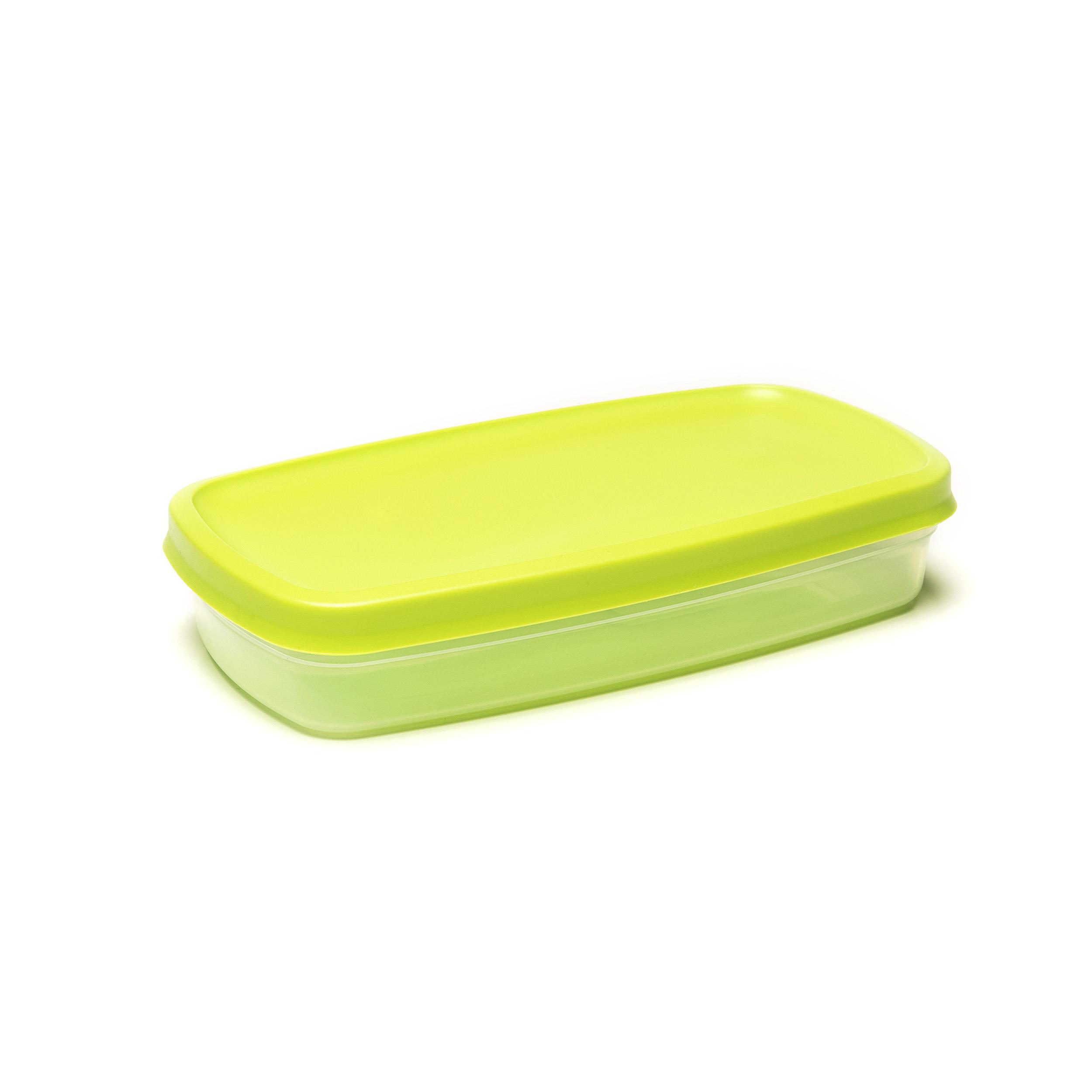 Vacutop 850ml - .... Super fresh food? Keep it in a VacuTop® box. Thanks to its hermetic seal, your food will remain noticeably fresher for longer. Stack and store? It's easy peasy. Your VacuTop® is indestructible: it will stand up to the dishwasher and microwave – provided you remove the lid when using the latter. ..Un repas d'une fraîcheur exquise ? Une boîte VacuTop® vous le garantira. Grâce à sa fermeture hermétique, vos aliments restent frais vraiment plus longtemps. L'empiler et la ranger ? Simple comme bonjour. Votre VacuTop® est inusable : elle convient pour le lave-vaisselle et micro-ondes – pour autant que vous en enleviez le couvercle. ..Kraakvers eten? Dat bewaar je in een VacuTop®-doos. Dankzij de hermetische afsluiting blijft je eten merkbaar langer vers. Stapelen en wegbergen? Een fluitje van een cent. Je VacuTop® is onverslijtbaar: hij is bestand tegen vaatwasser en microgolfoven – zolang je bij die laatste het deksel maar verwijdert. ..Knackfrische Speisen? Die sollten Sie in einem VacuTop®-Behälter aufbewahren. Dank des hermetischen Verschlusses bleiben Ihre Speisen spürbar länger frisch. Stapeln und aufbewahren? Das ist ein Kinderspiel. Ihr VacuTop® ist unverwüstlich: Er ist spülmaschinenfest und mikrowellengeeignet – solange Sie in der Mikrowelle den Deckel entfernen. ....