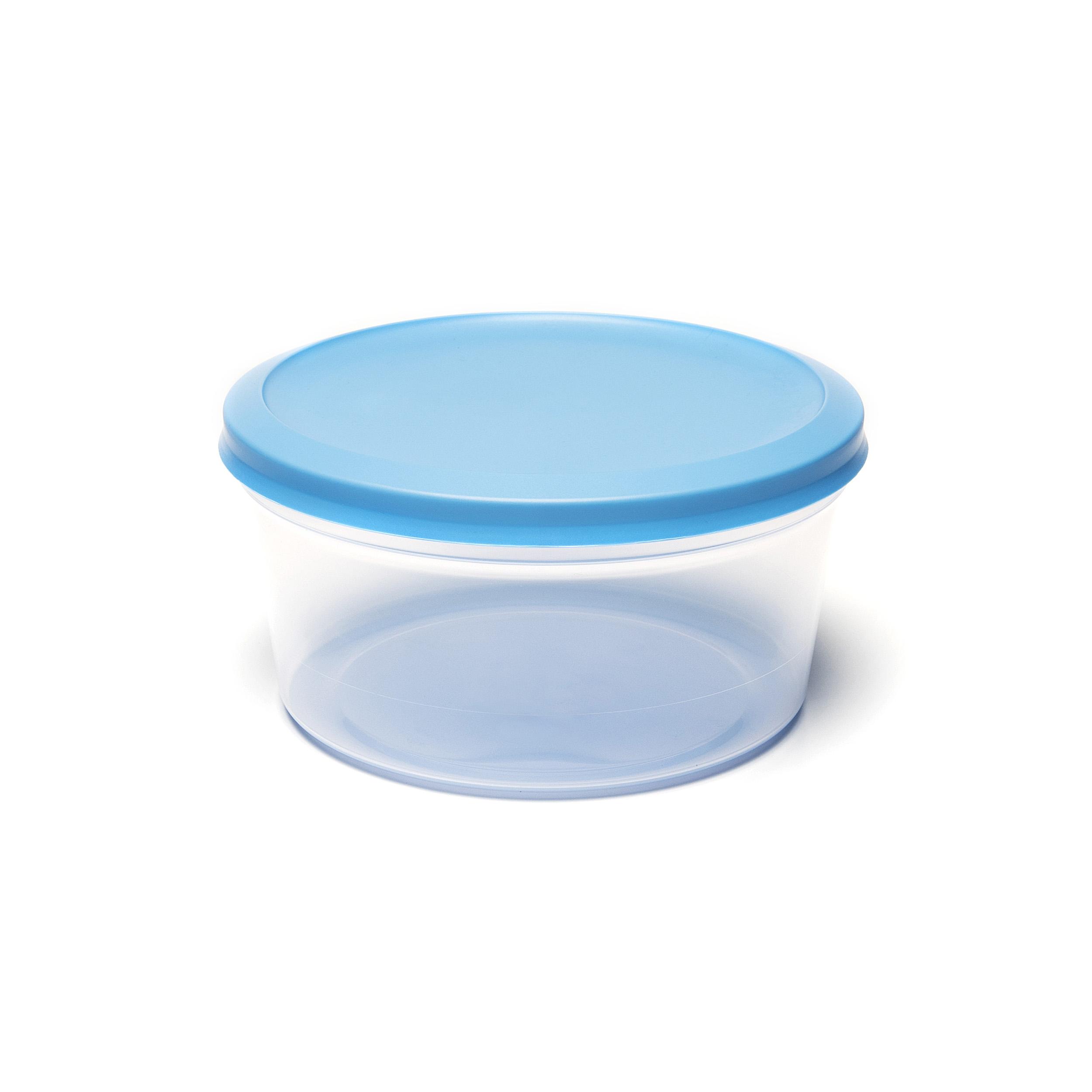 Vacutop Round 2700ml - .... Super fresh food? Keep it in a VacuTop® box. Thanks to its hermetic seal, your food will remain noticeably fresher for longer. Stack and store? It's easy peasy. Your VacuTop® is indestructible: it will stand up to the dishwasher and microwave – provided you remove the lid when using the latter. ..Un repas d'une fraîcheur exquise ? Une boîte VacuTop® vous le garantira. Grâce à sa fermeture hermétique, vos aliments restent frais vraiment plus longtemps. L'empiler et la ranger ? Simple comme bonjour. Votre VacuTop® est inusable : elle convient pour le lave-vaisselle et micro-ondes – pour autant que vous en enleviez le couvercle. ..Kraakvers eten? Dat bewaar je in een VacuTop®-doos. Dankzij de hermetische afsluiting blijft je eten merkbaar langer vers. Stapelen en wegbergen? Een fluitje van een cent. Je VacuTop® is onverslijtbaar: hij is bestand tegen vaatwasser en microgolfoven – zolang je bij die laatste het deksel maar verwijdert. ..Knackfrische Speisen? Die sollten Sie in einem VacuTop®-Behälter aufbewahren. Dank des hermetischen Verschlusses bleiben Ihre Speisen spürbar länger frisch. Stapeln und aufbewahren? Das ist ein Kinderspiel. Ihr VacuTop® ist unverwüstlich: Er ist spülmaschinenfest und mikrowellengeeignet – solange Sie in der Mikrowelle den Deckel entfernen. ....