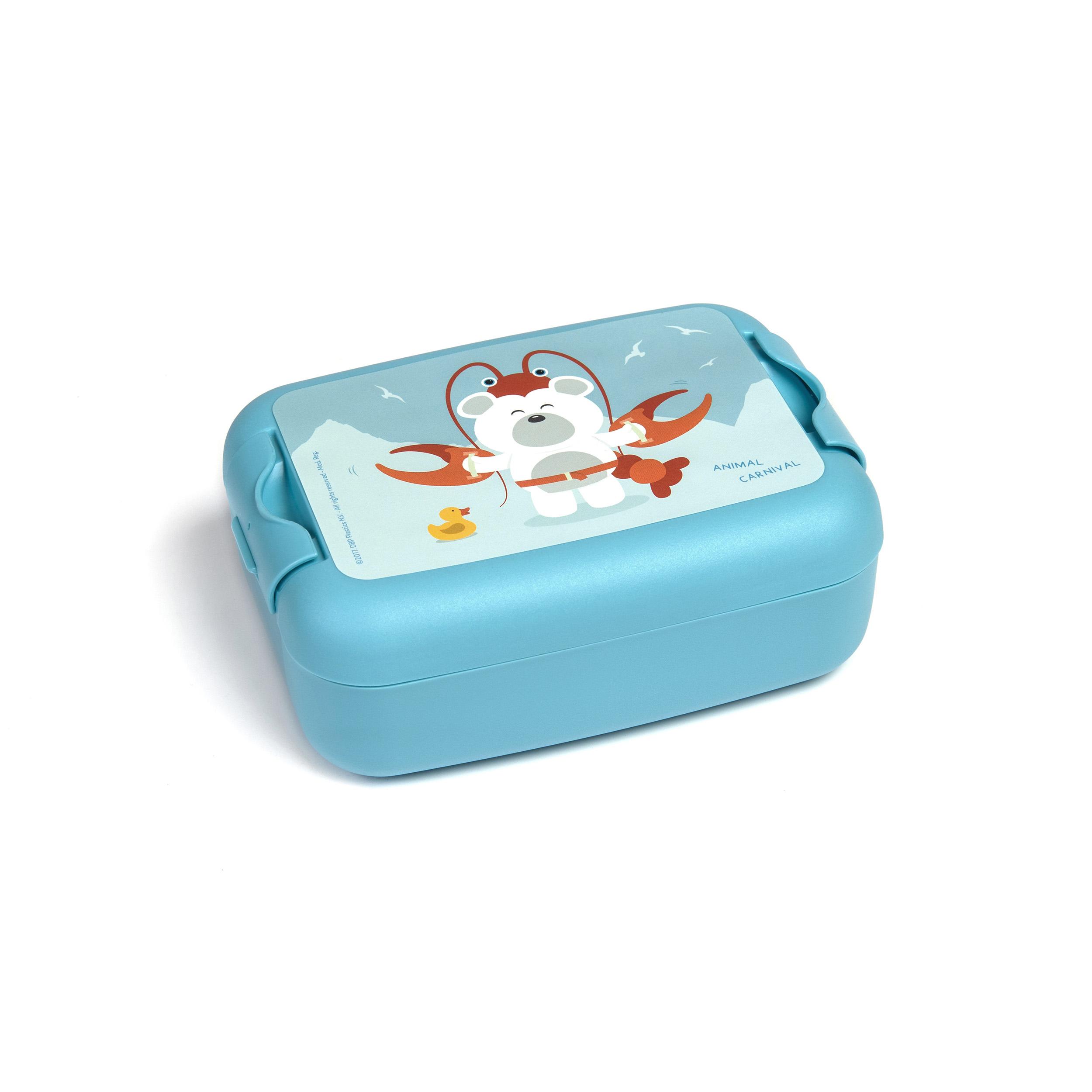 Animal Carnival Lunchbox Bear -