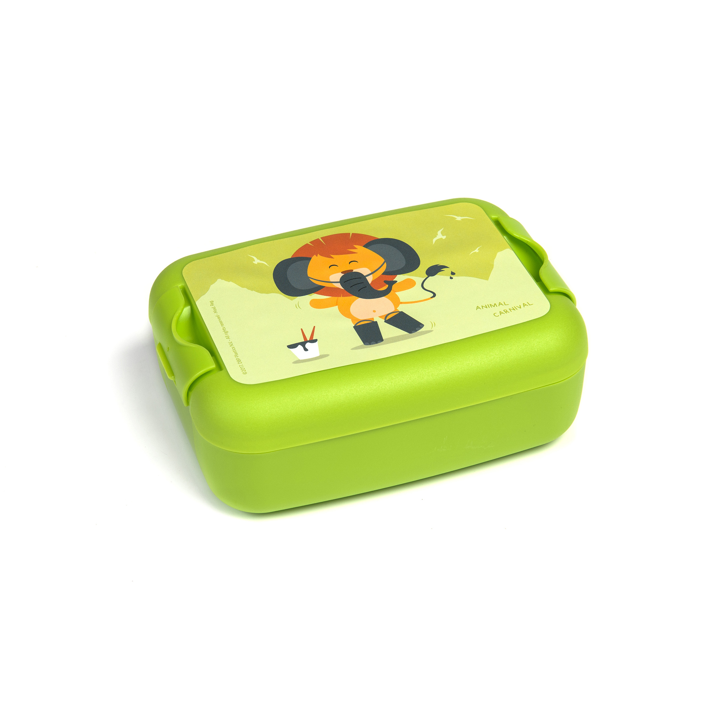 Animal Carnival Lunchbox Lion -