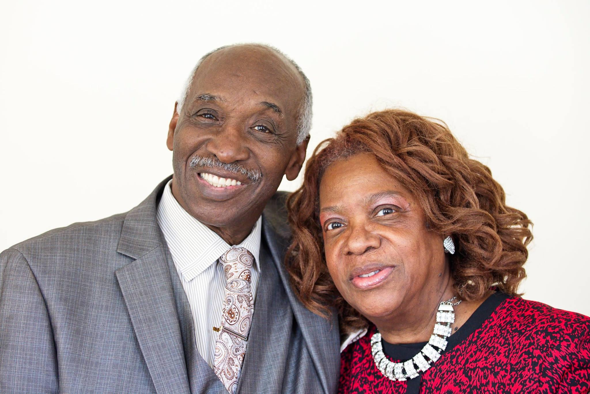 Elder Bill & Annie Hunter