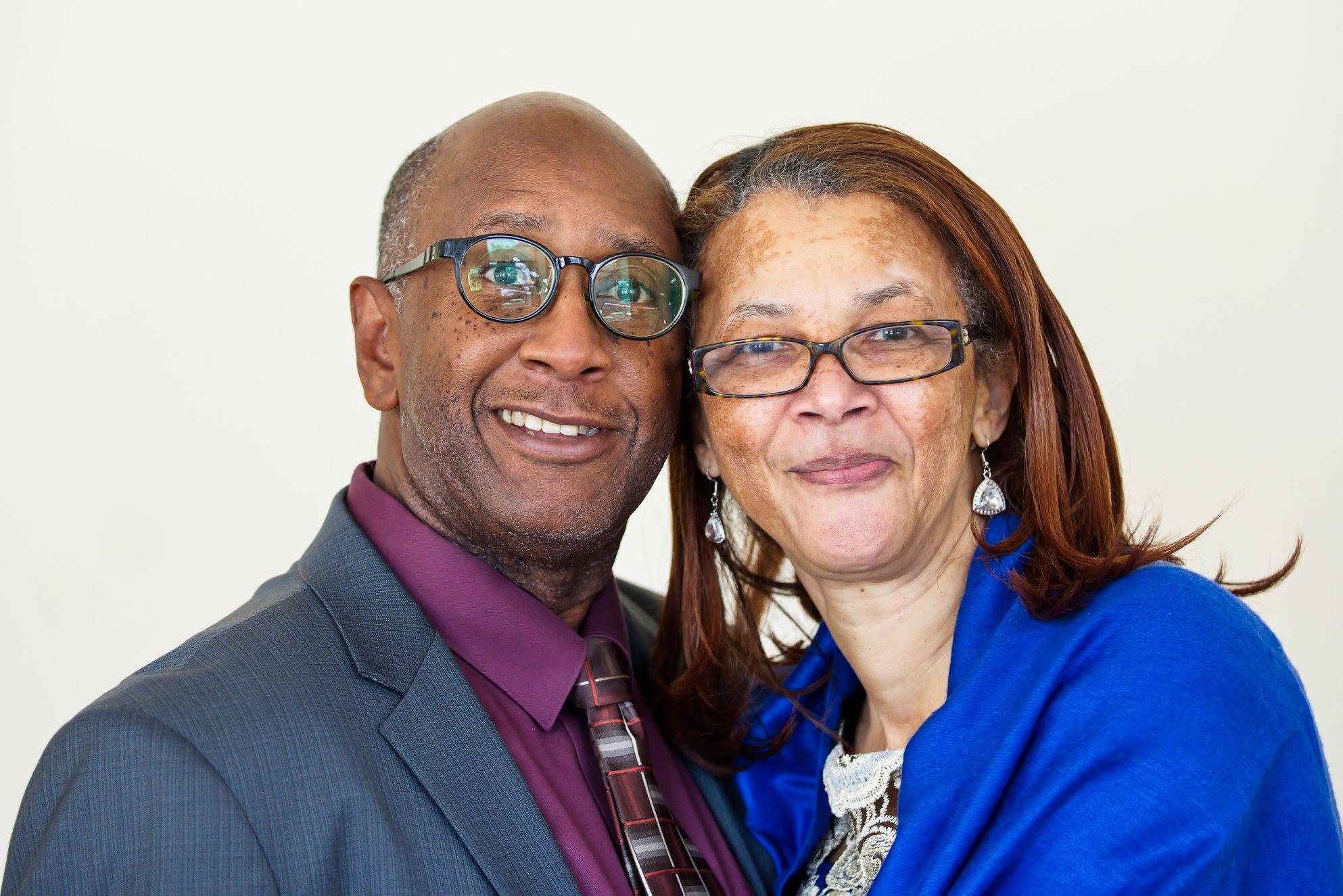 Elder Gary & Sheryl Robinson
