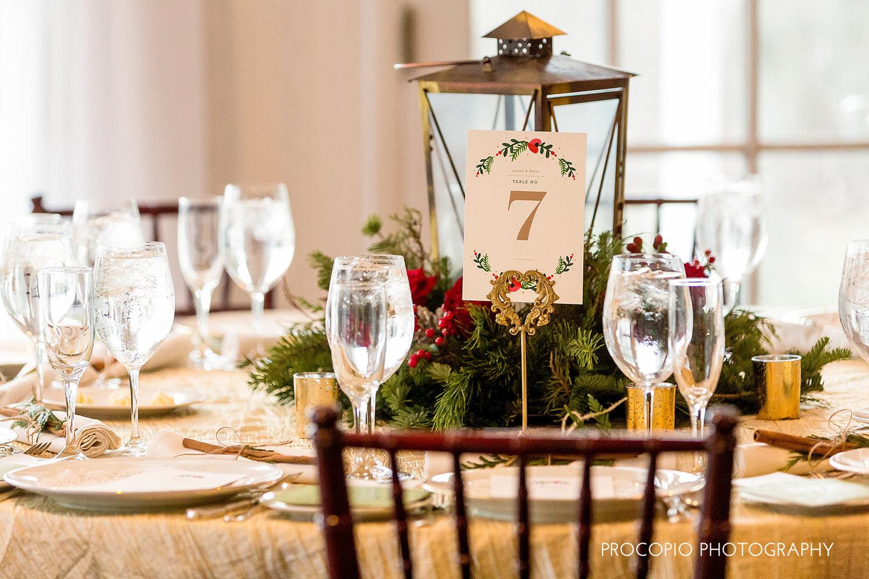 Antrim 1844 Christmas Dinner