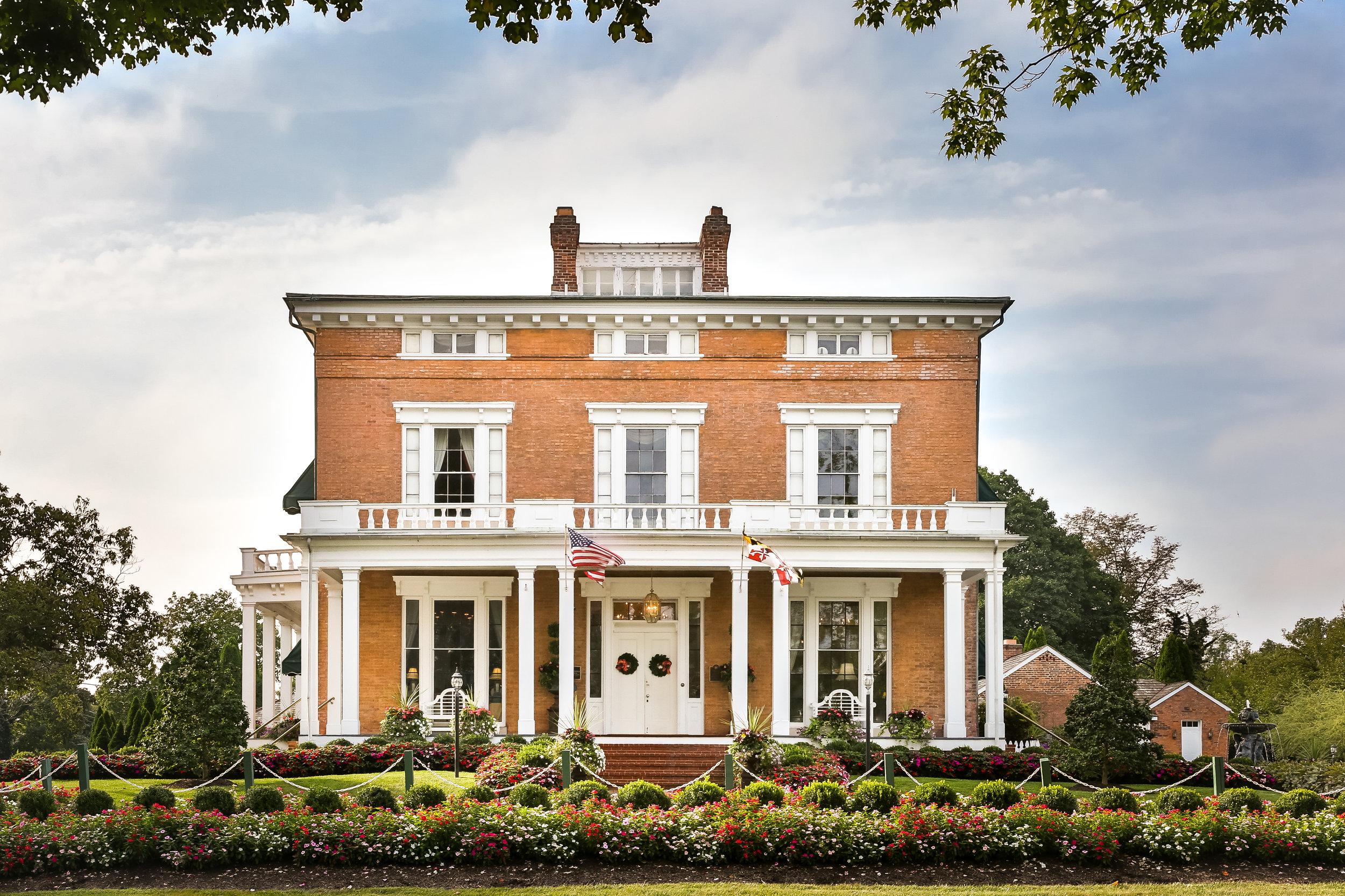 Antrim 1844 Mansion and Estate