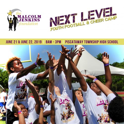 NEXT LEVEL YOUTH FOOTBALL CAMP & CHEER CAMP