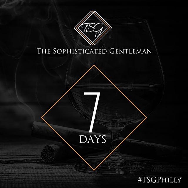 New client alert! @tsgphilly is a NEW upscale cigar and whiskey lounge opening Spring 2020 in old city.  It won't be just a typical cigar lounge, it will be more intimate and personalized service where we will be hosting speakers, art shows, book readings, charity events, etc.  Based around the art of being a #gentleman, but in today's modern society. #savethedate for an upcoming premier event to welcome them to #oldcity • • • RSVP by emailing michael@tsgphilly.com