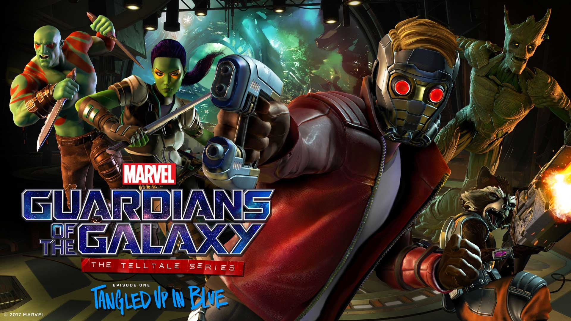 Guardians ofthe Galaxy - The Telltale Series2017