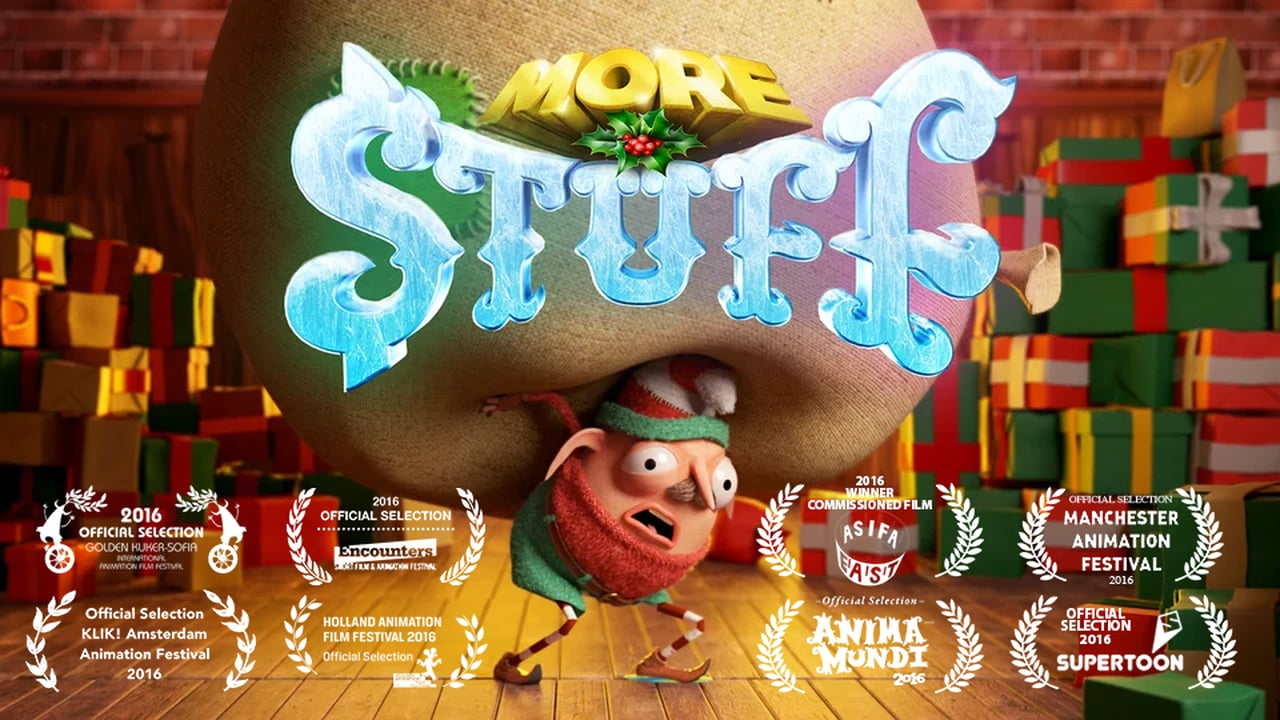 Blue Zoo's 'More Stuff' co directed by NUA Animation graduate Joe Kinch