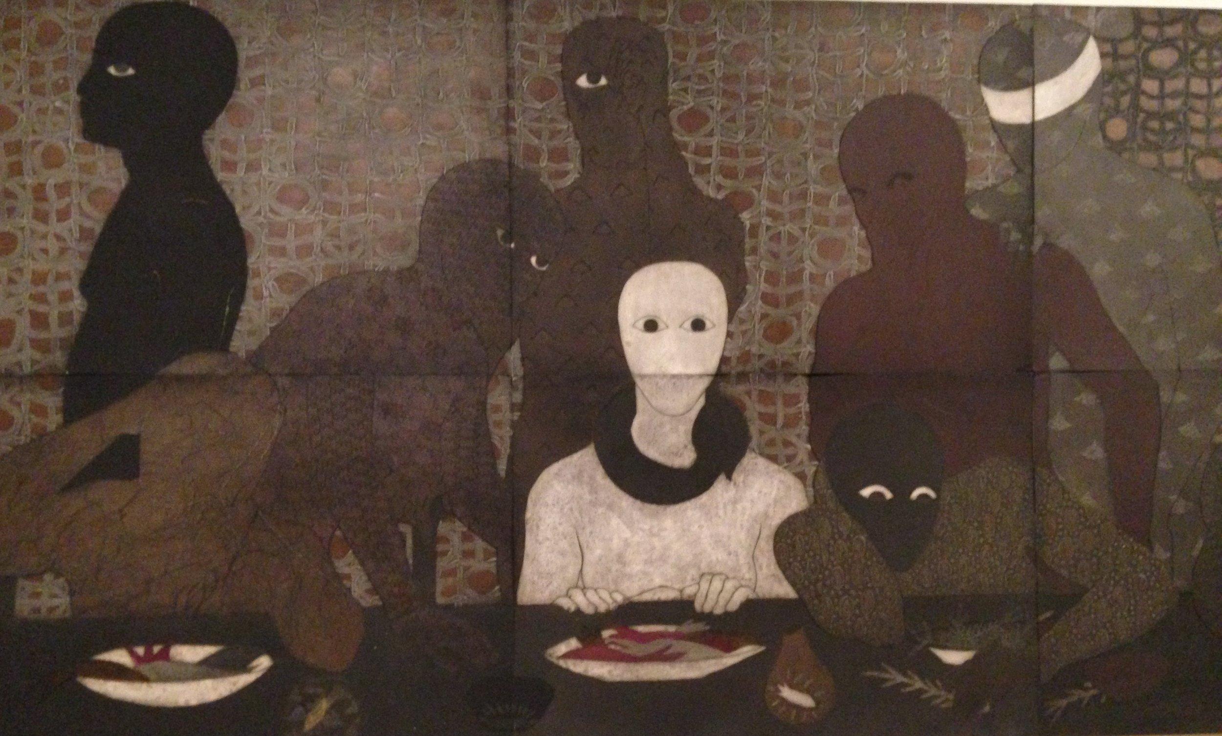 La Cena,  1991