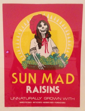 Ester Hernandez,  Sun Mad , 1982