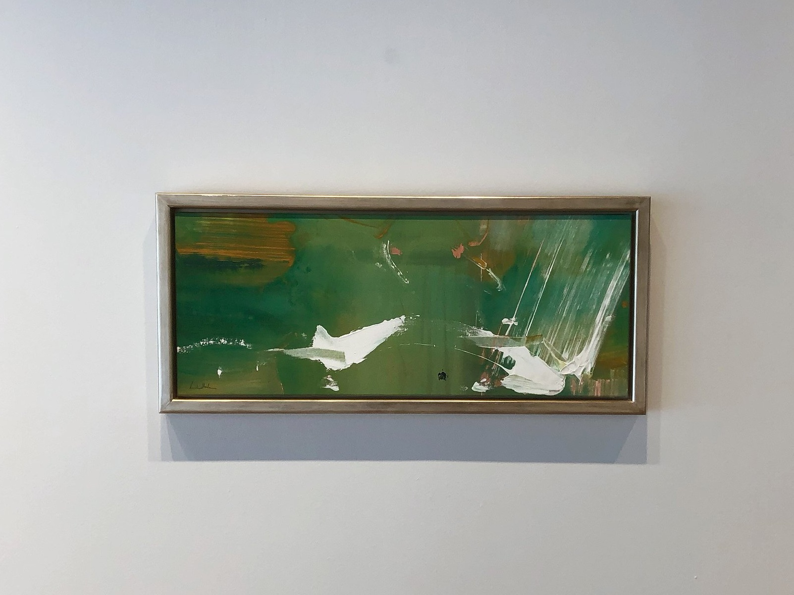 Helen Frankenthaler's  White Flight