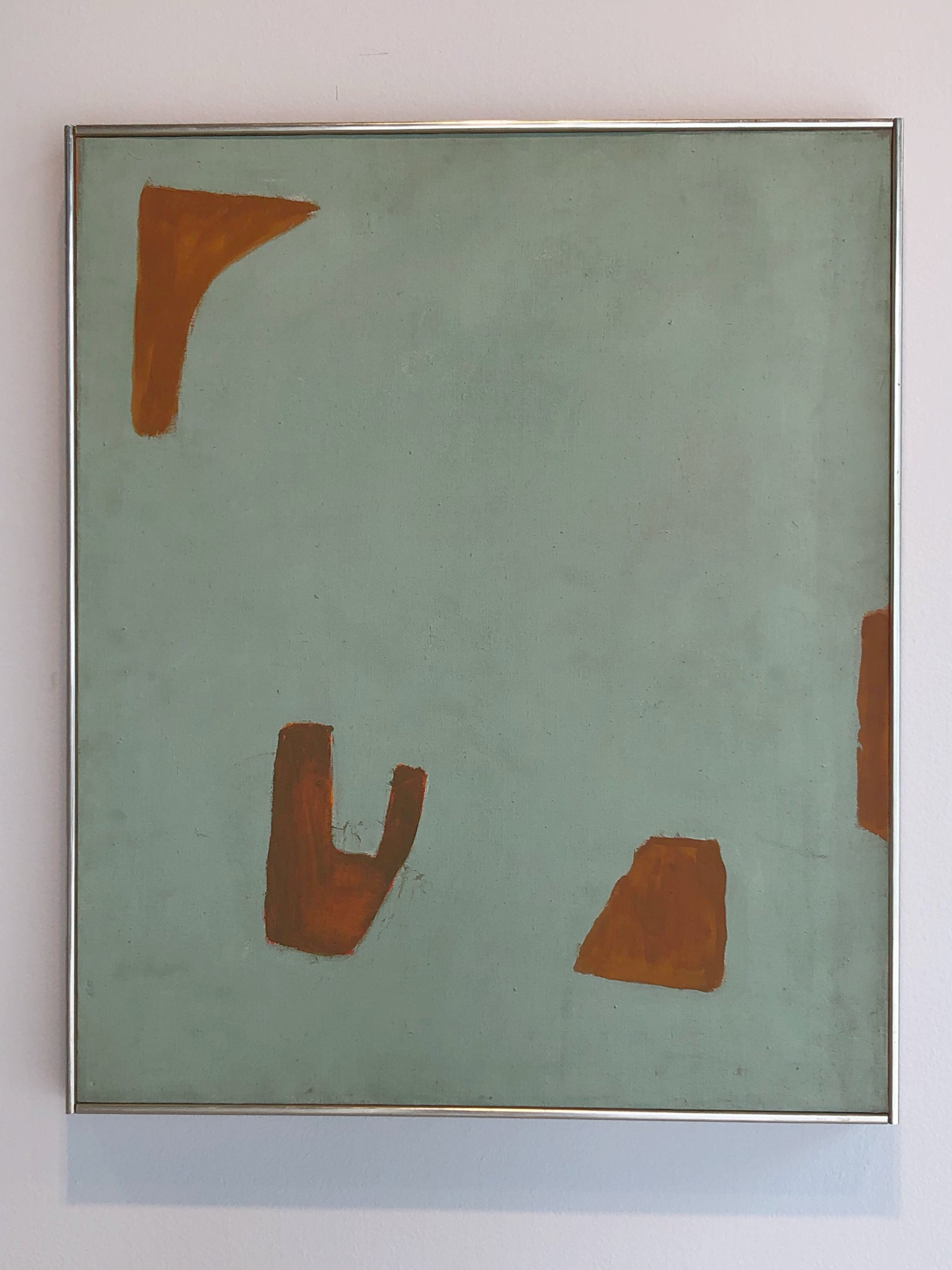 Betty Parsons,  Early Light , 1965