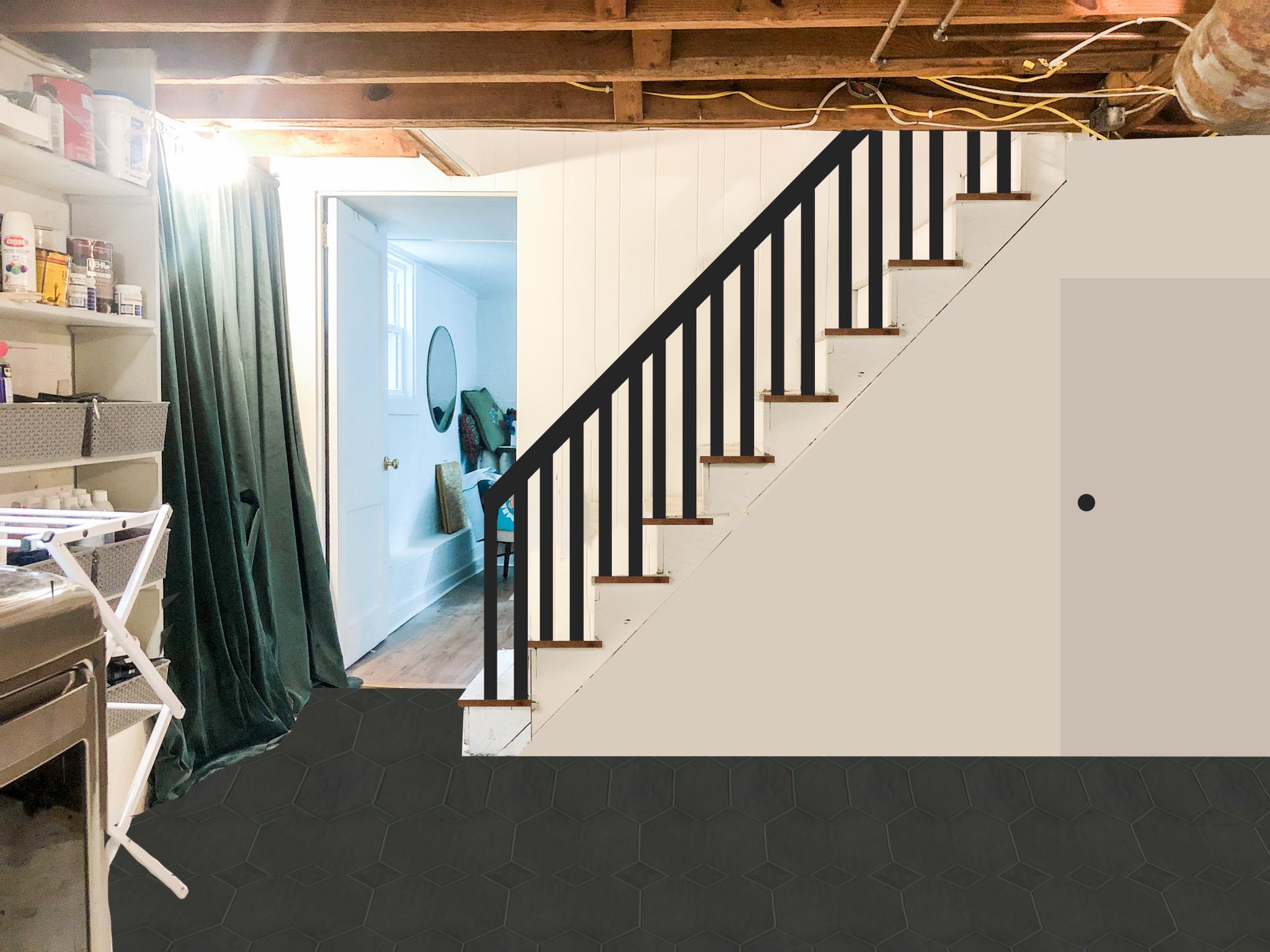Plans For My Basement Laundry Room The Modern Renovator