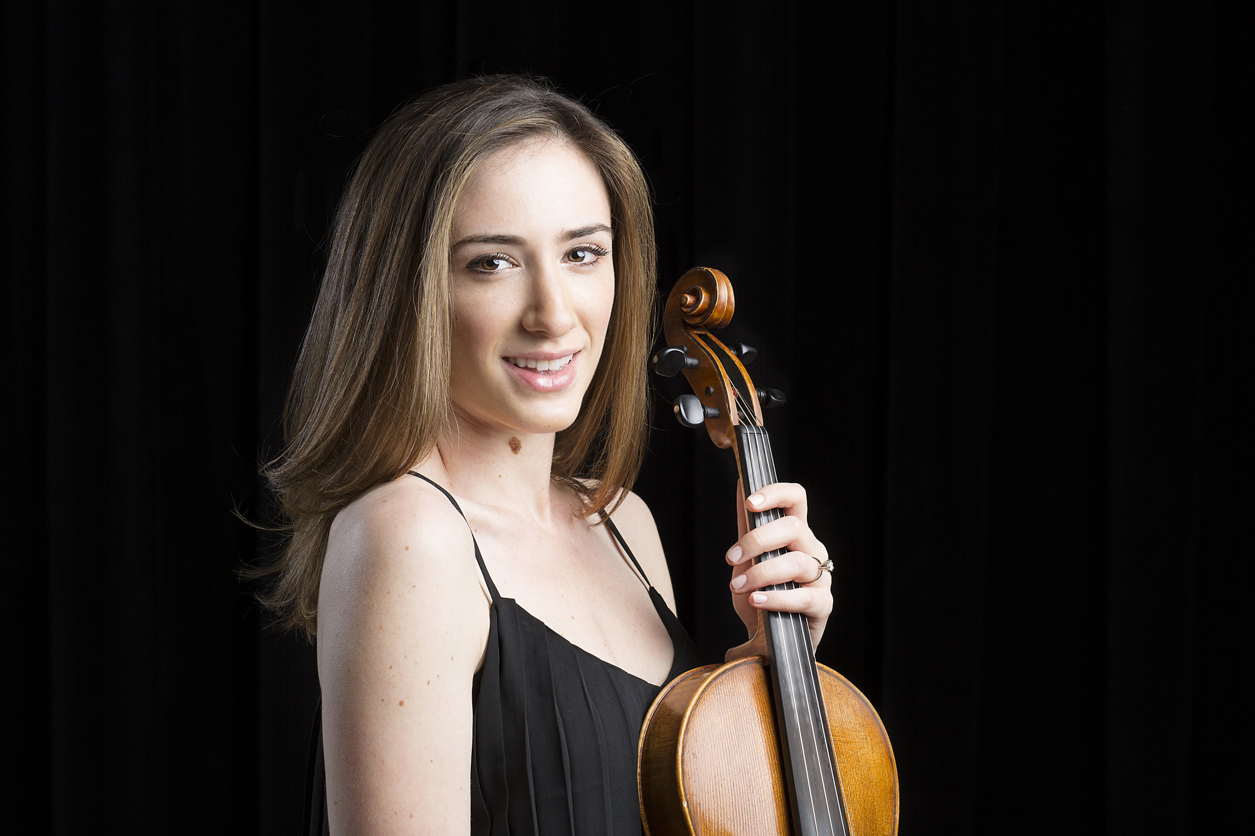 Allyson Goodman - Principal Viola