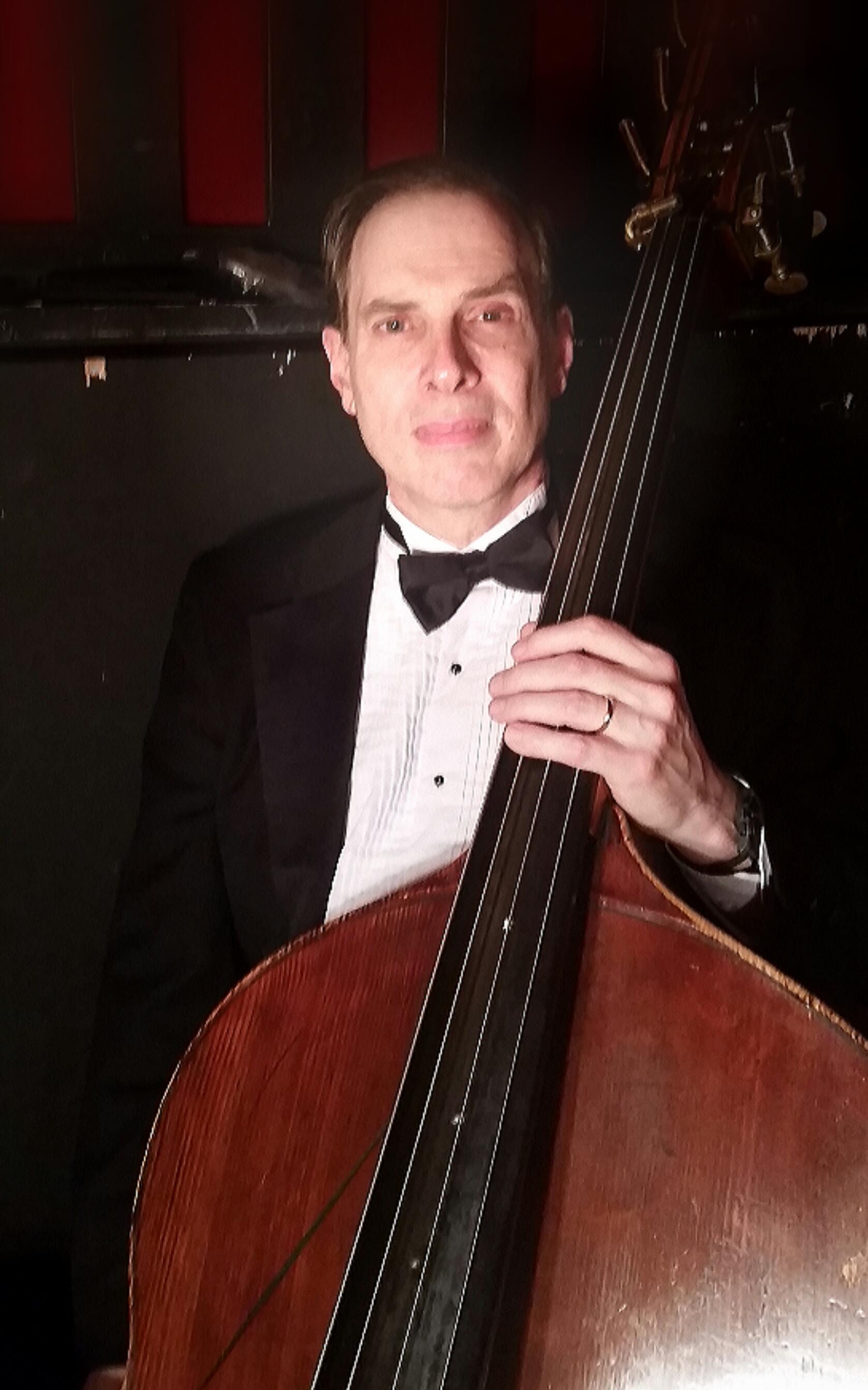 Francis Carnovale - Double Bass