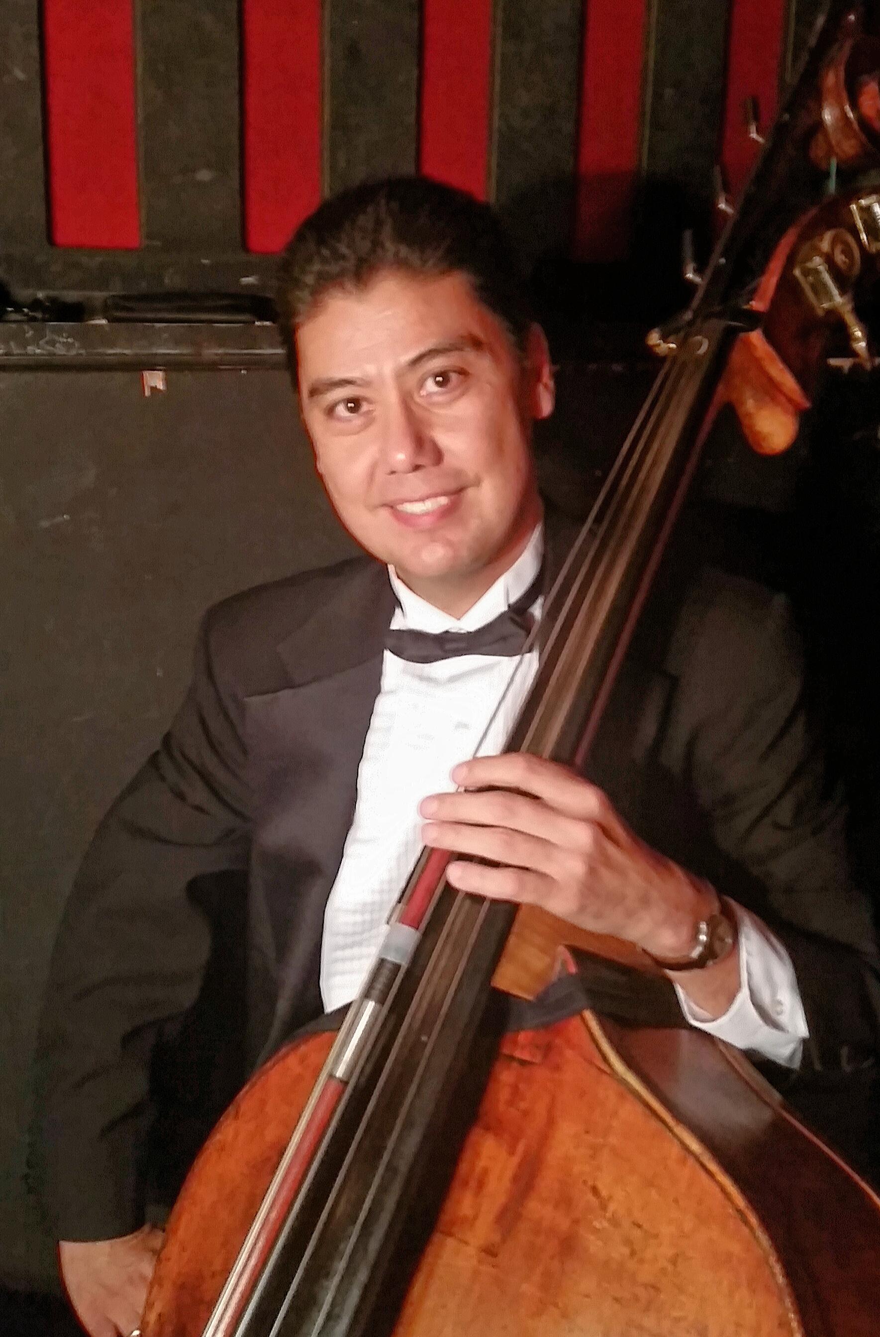 Robert D'Imperio - Principal Double Bass