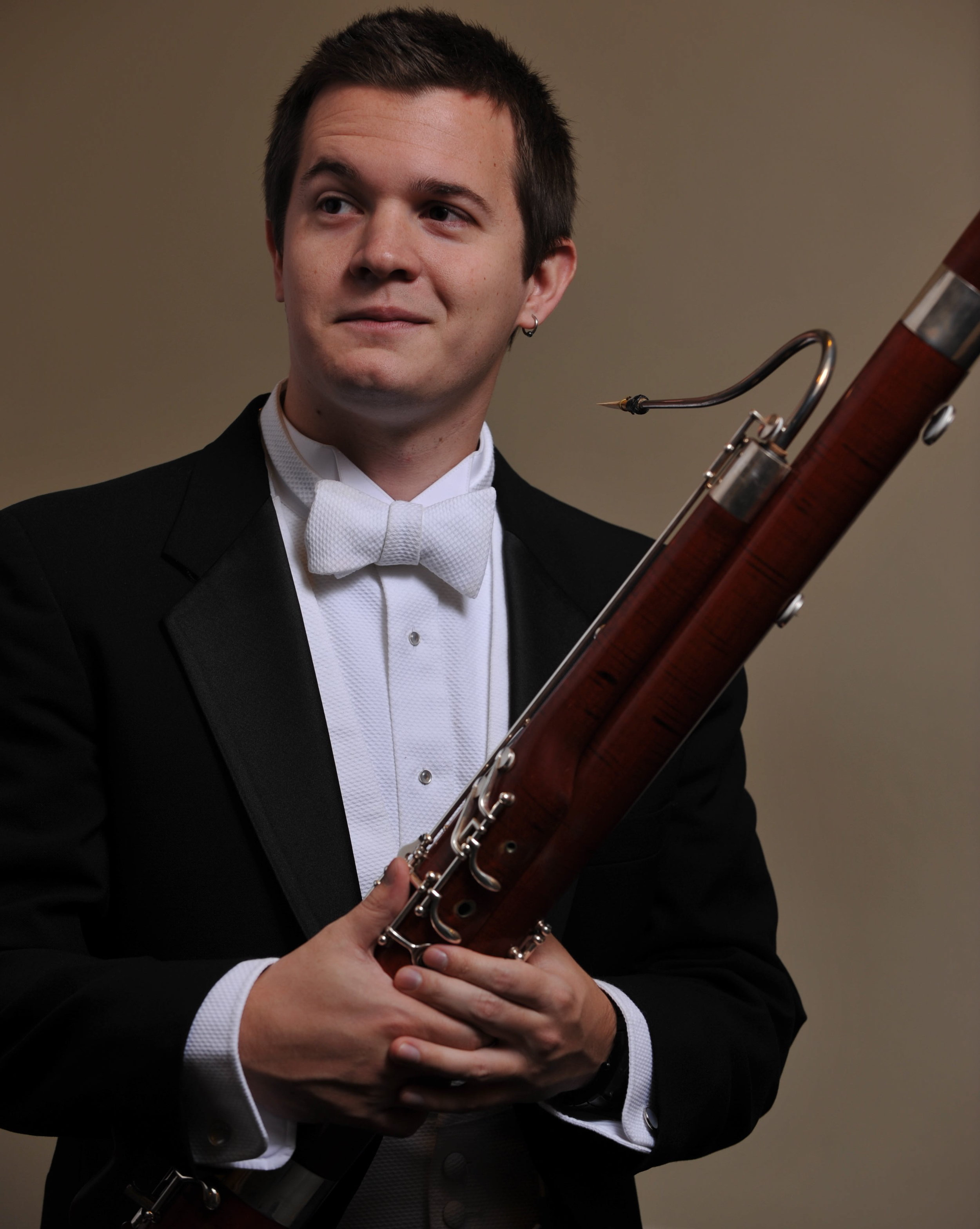 Samuel Blair - Bassoon and Contrabassoon