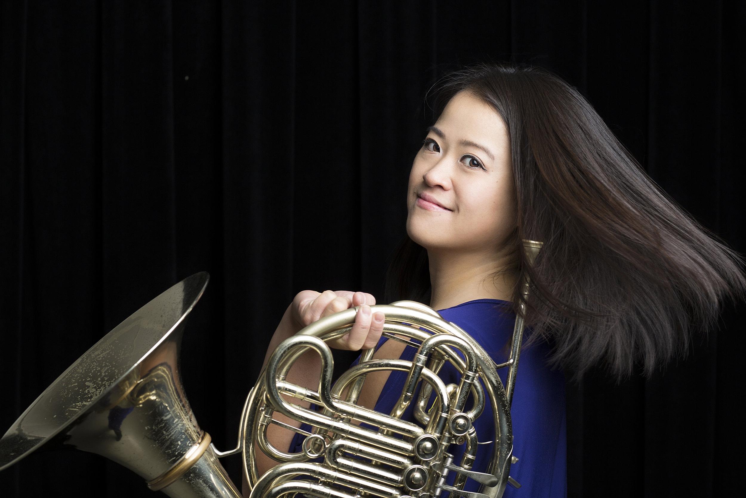 Wei-Ping Chou - Horn
