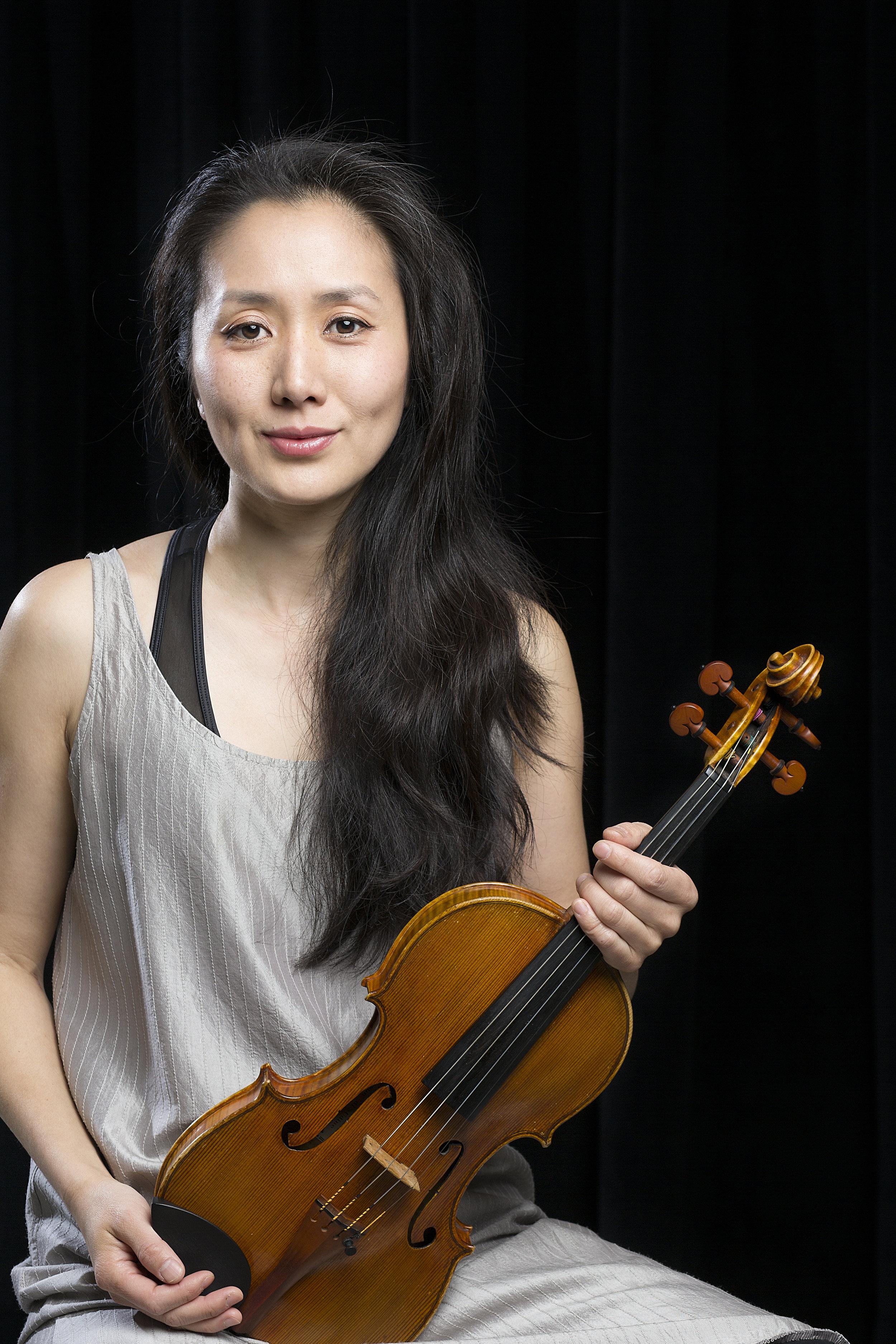 Xi Chen - Violin