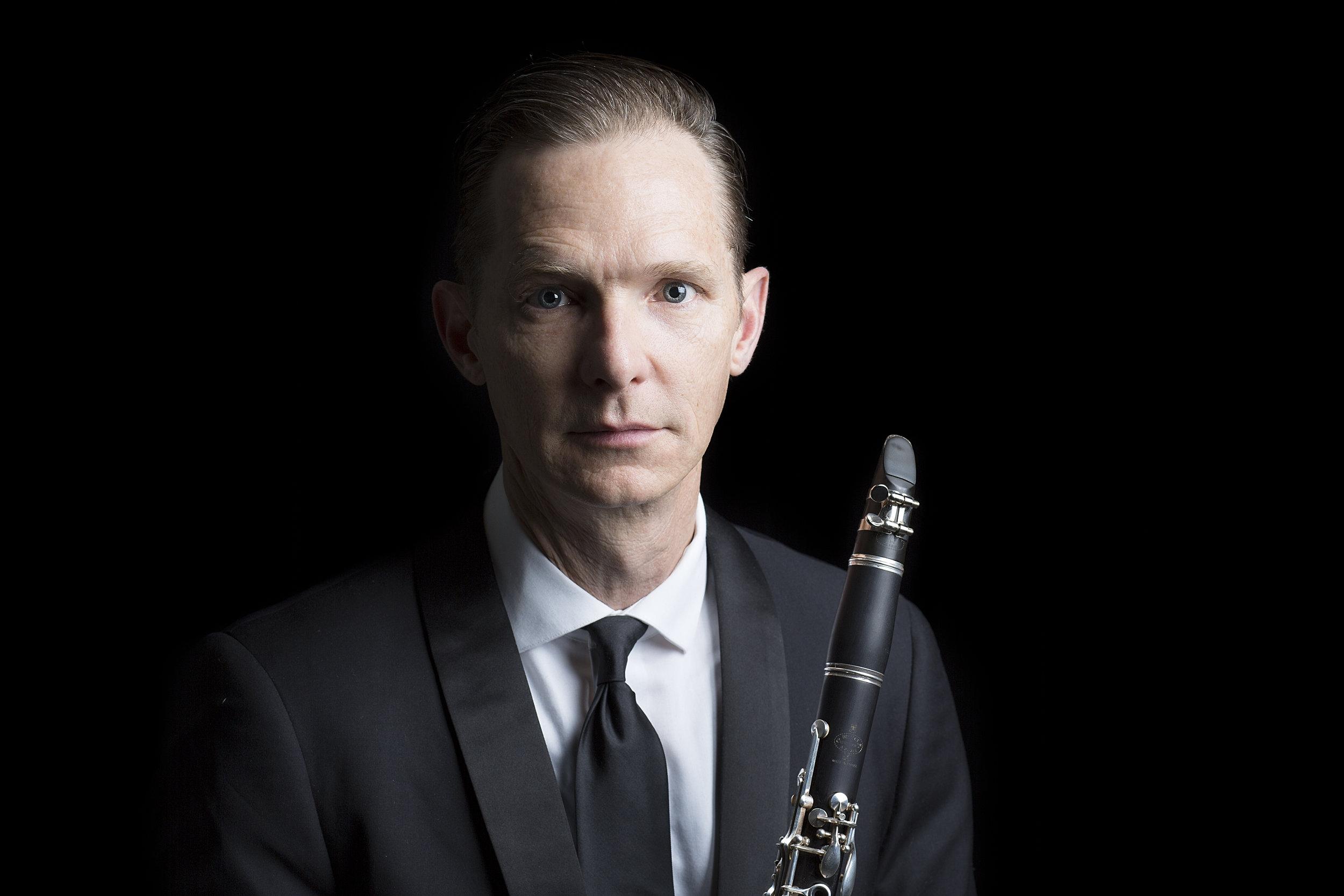 David Jones - Principal Clarinet