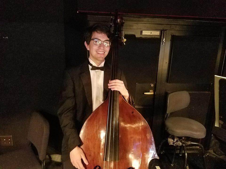 Christian Gray - Double Bass