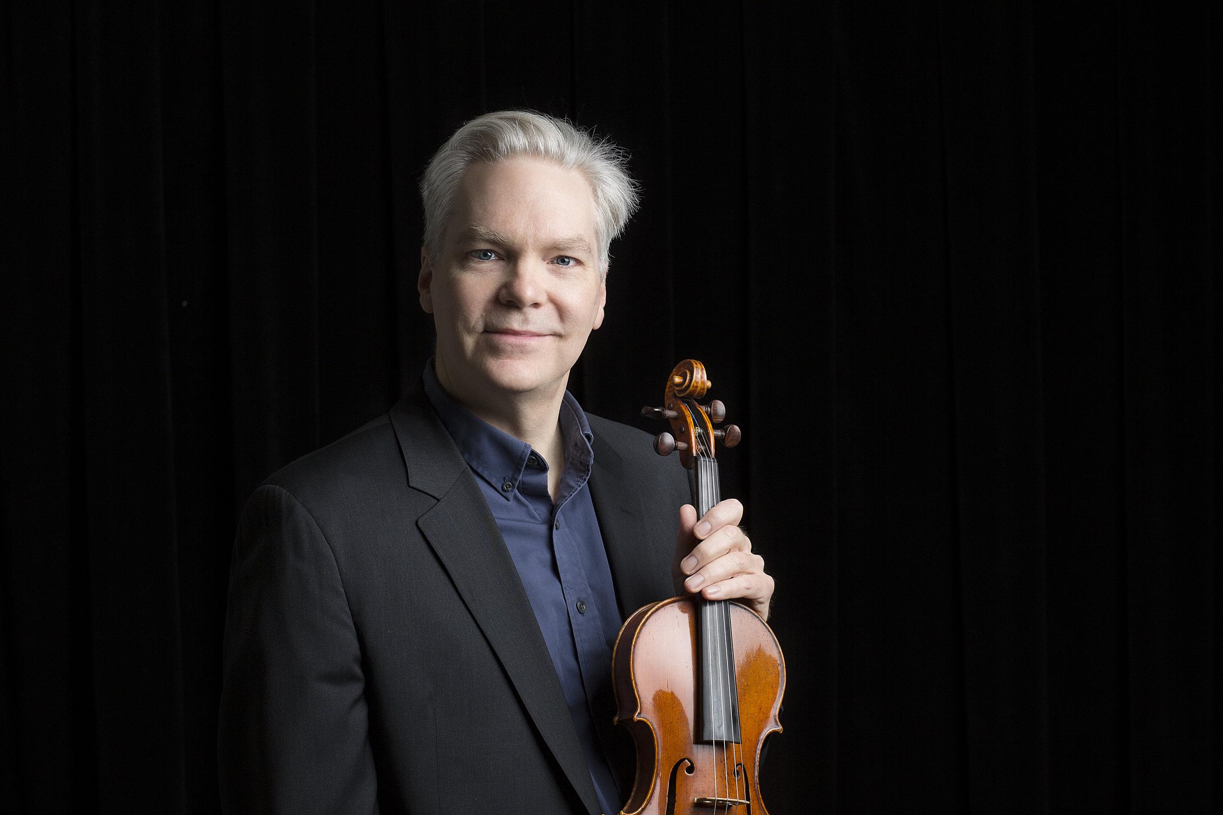 Timothy Macek - Violin