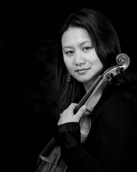 Jessica Dan Fan - Violin