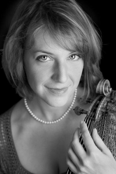 Julia Grueninger Cox - Principal Second Violin