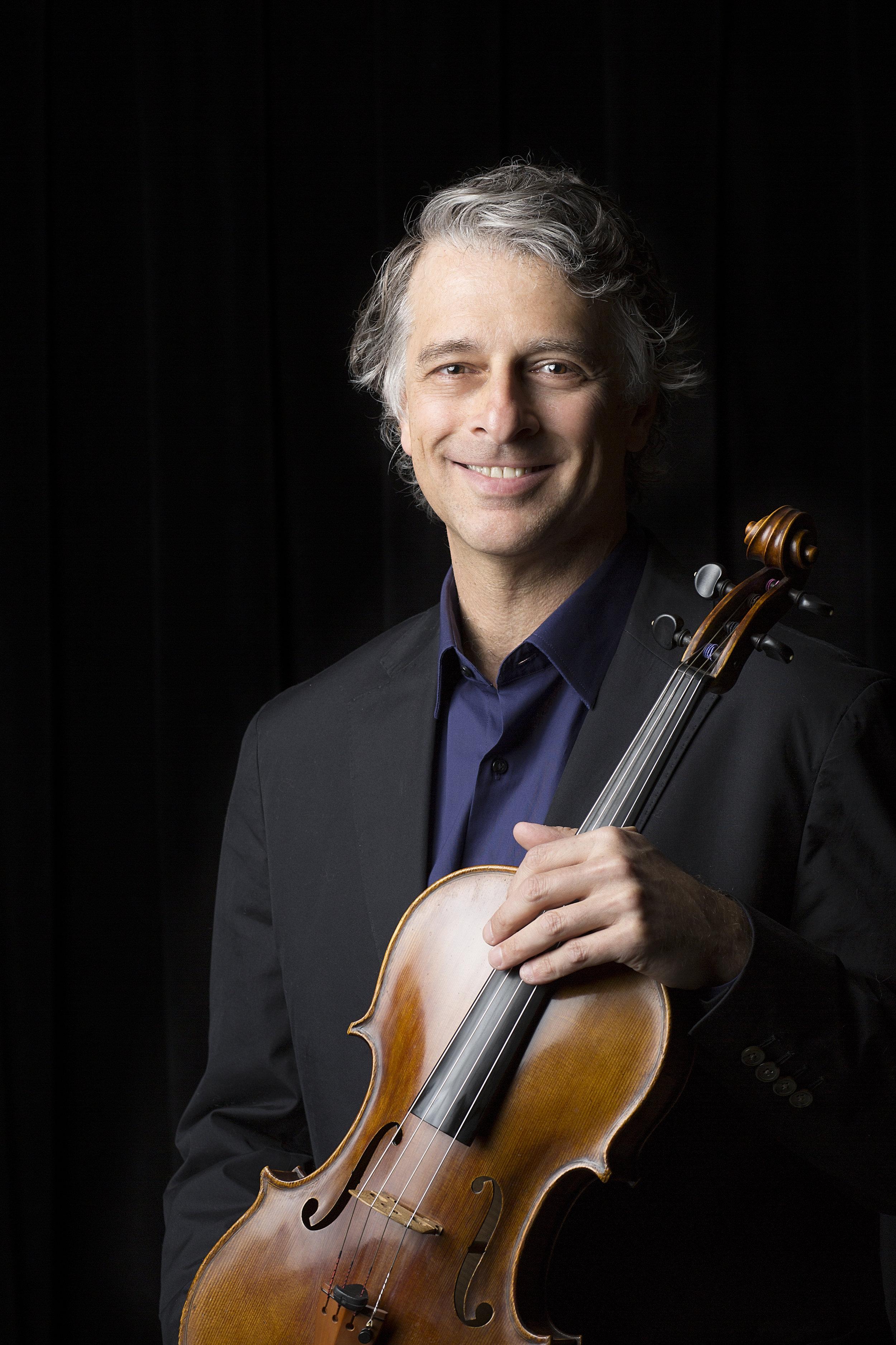Uri Wassertzug - Viola