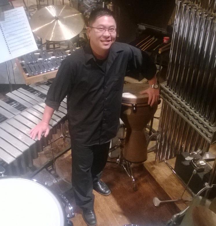 Greg Akagi - Assistant Principal Timpani and Percussion