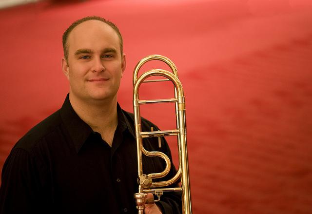 Lee Rogers - Principal Trombone