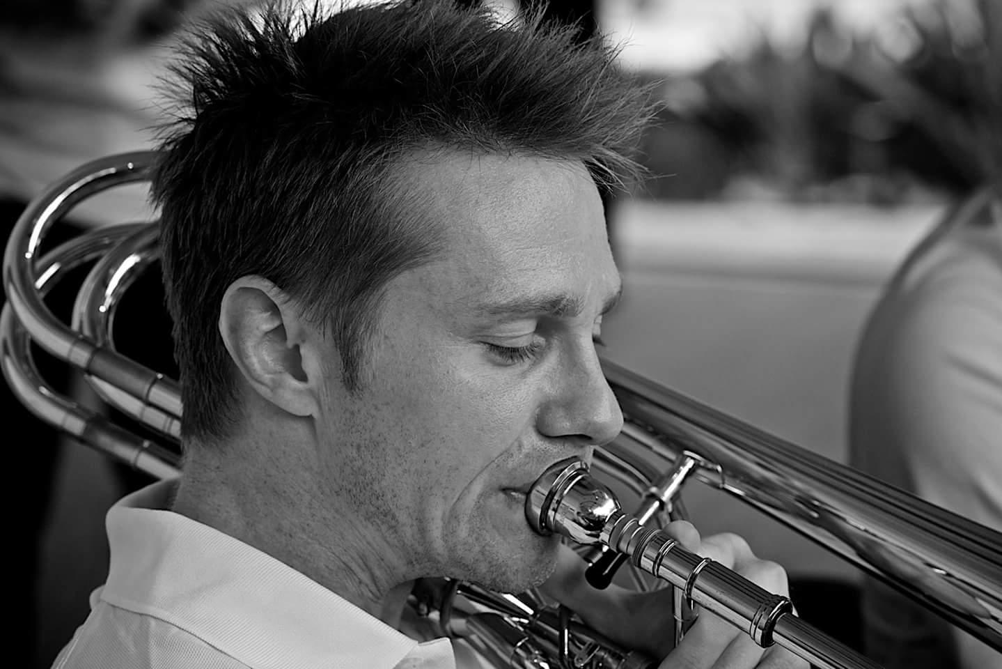 Stephen Dunkel - Bass Trombone