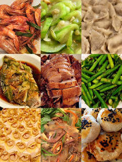 Some of Jessica's favorite Chinese dishes that she cooks.