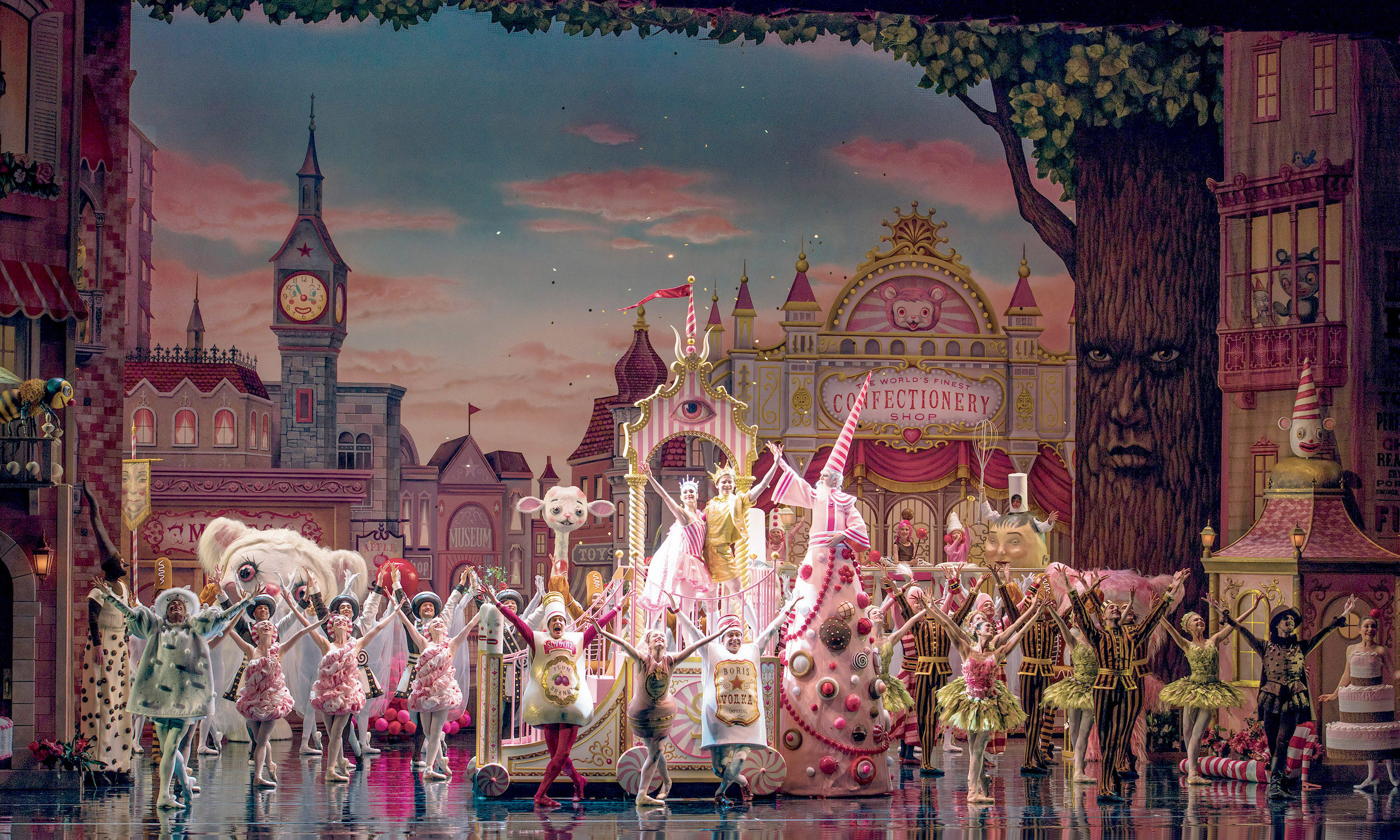 American Ballet Theatre's Whipped Cream -