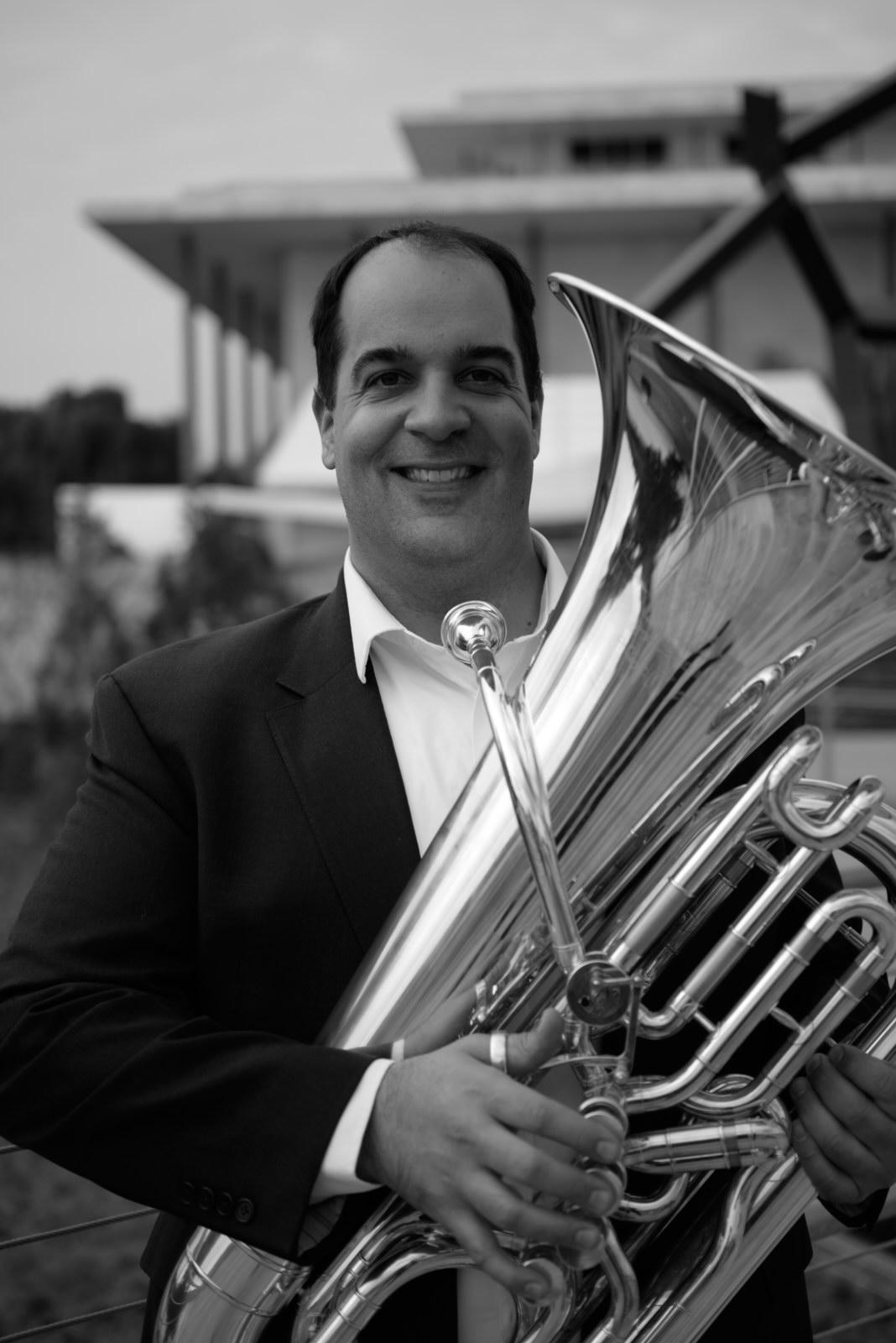 Seth Cook - Principal Tuba/Cimbasso