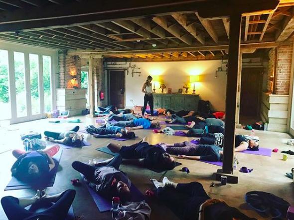 Norfolk Retreat with Adventure Yogi August 2017