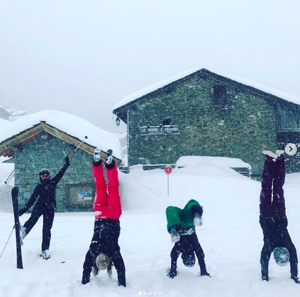 Snowboard and Ski Retreat January 2018