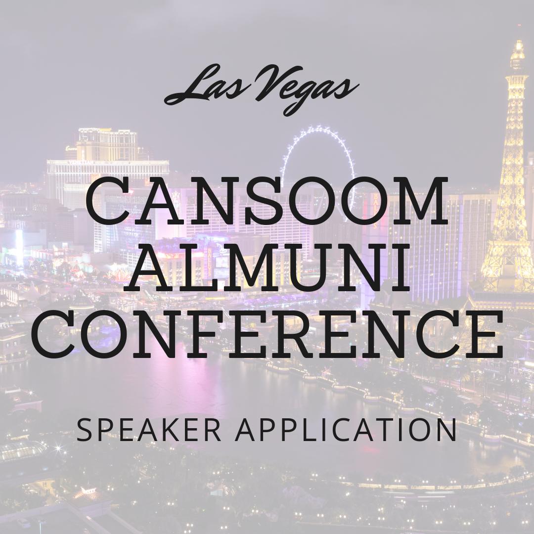 cansoom alumni conference