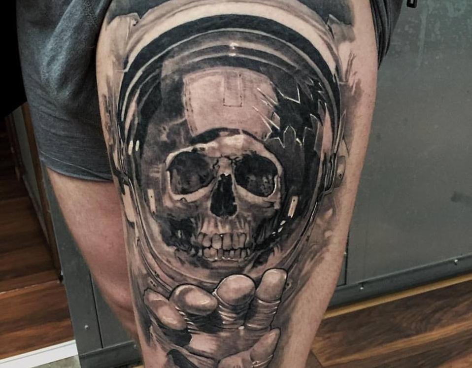 Aron Szabo - Reinkarnation TattooDeutschlanKöln