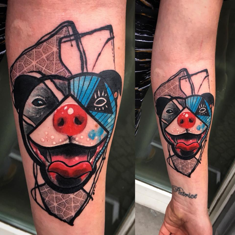 Boris Backert - Mahakala TattooDeutschlandRavensburg